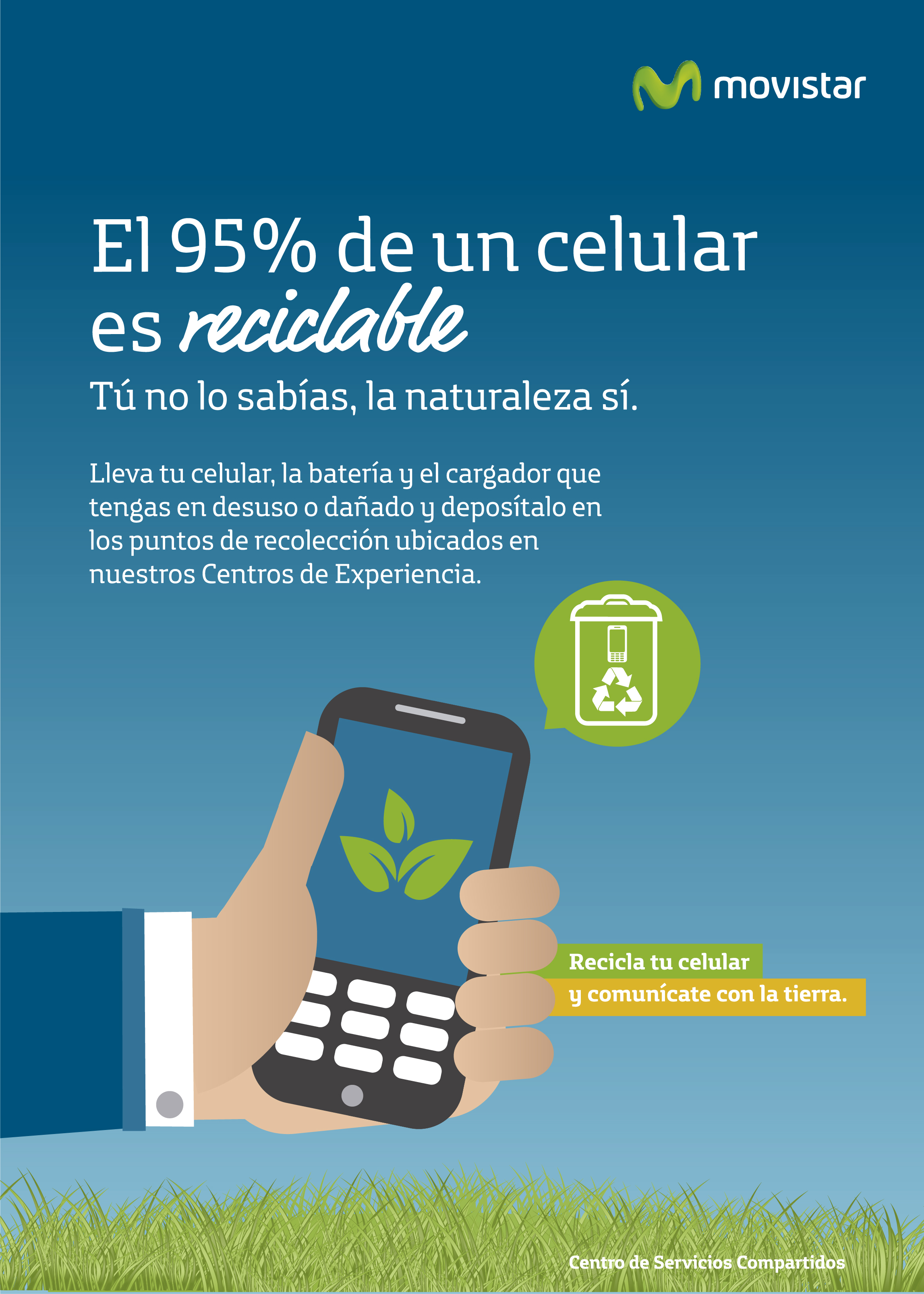 c07e0e8d3b2 Reciclaje de celulares