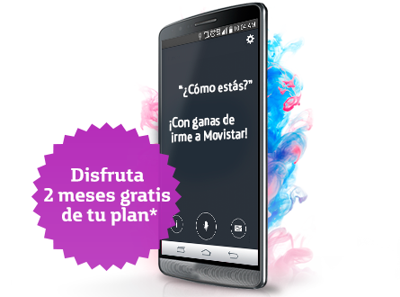 ¡Ven a Movistar y actívate!